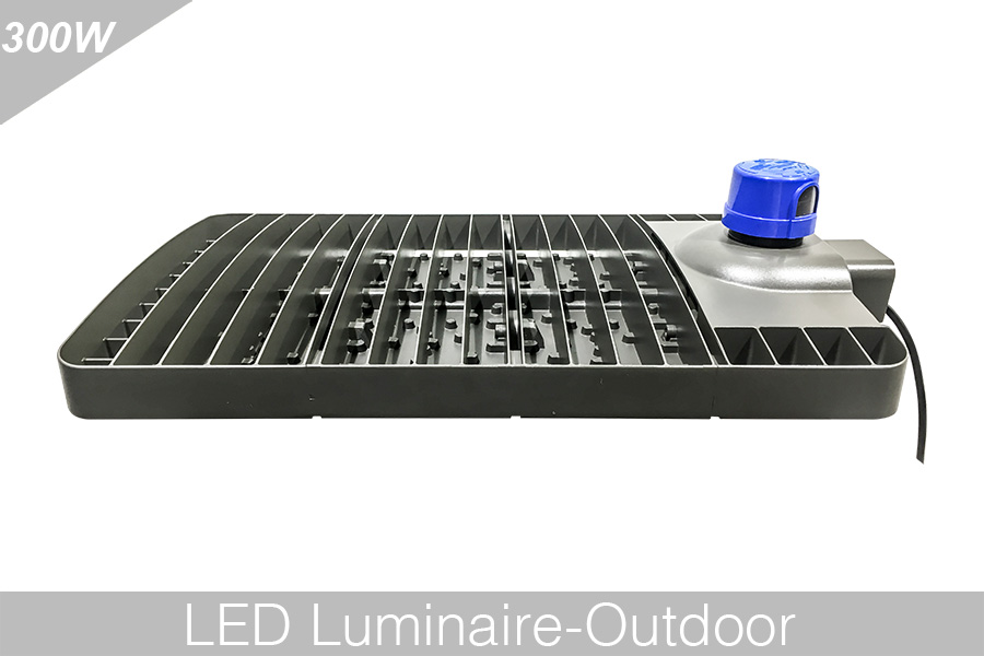 led parking lot light, area light