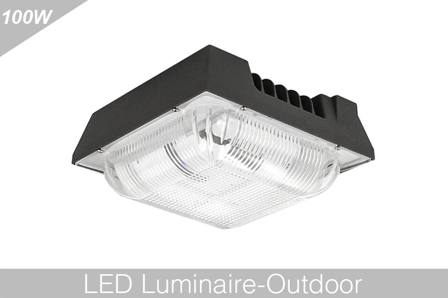 100w led canopy