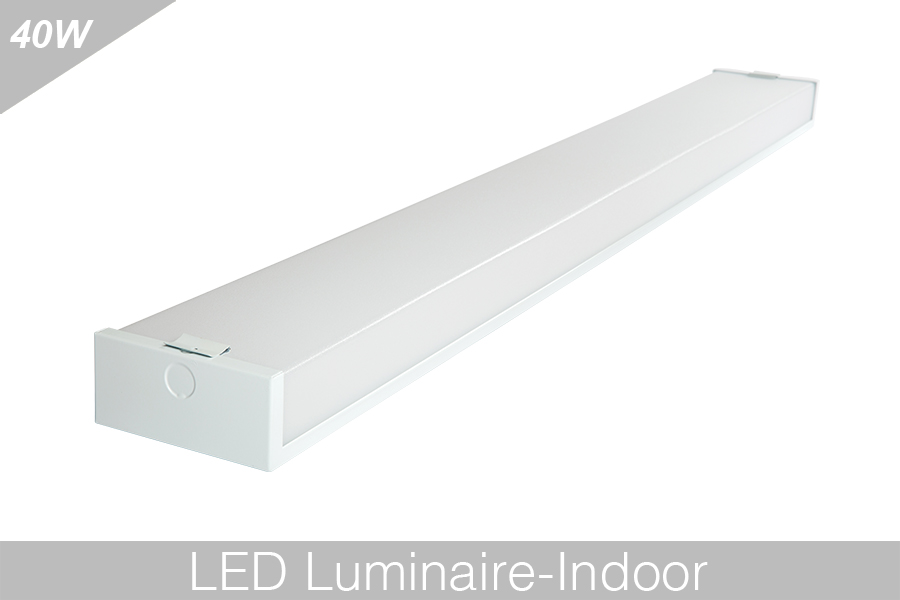 led wraparound fixture