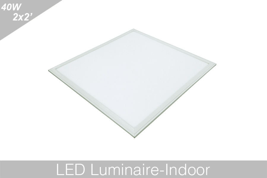 led panel light external